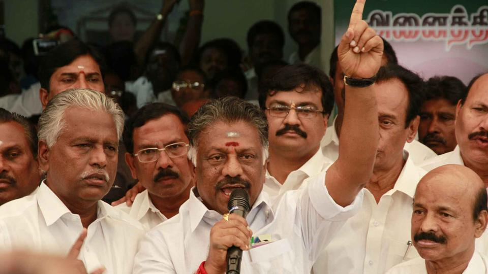 When Politics Became Tragedy; Crisis Over CM Power in Tamil Nadu
