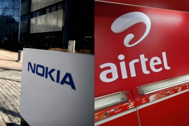 Nokia join hands with Airtel for 5G Technology