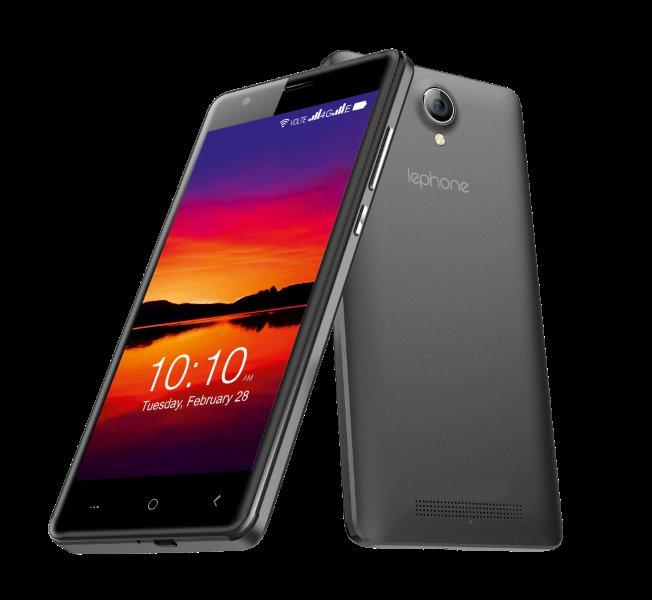 Lephone W7 Budget 4G Smartphone Launched in India