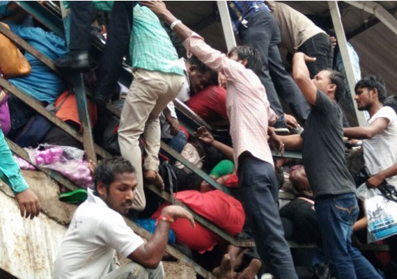 Mumbai: Elphinstone Railway station stampede killed 22 people