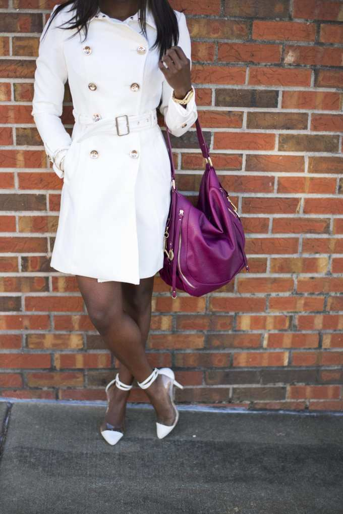 Winter Fashion Ideas Start Here |  Winter white coats, why you should own one and where to buy them! Reason #1 Olivia Pope and Scandal fans want you to | GoodTomiCha.com Fashion + Lifestyle Blogger