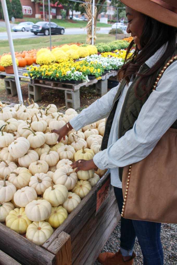 Fall farmer's market style guide