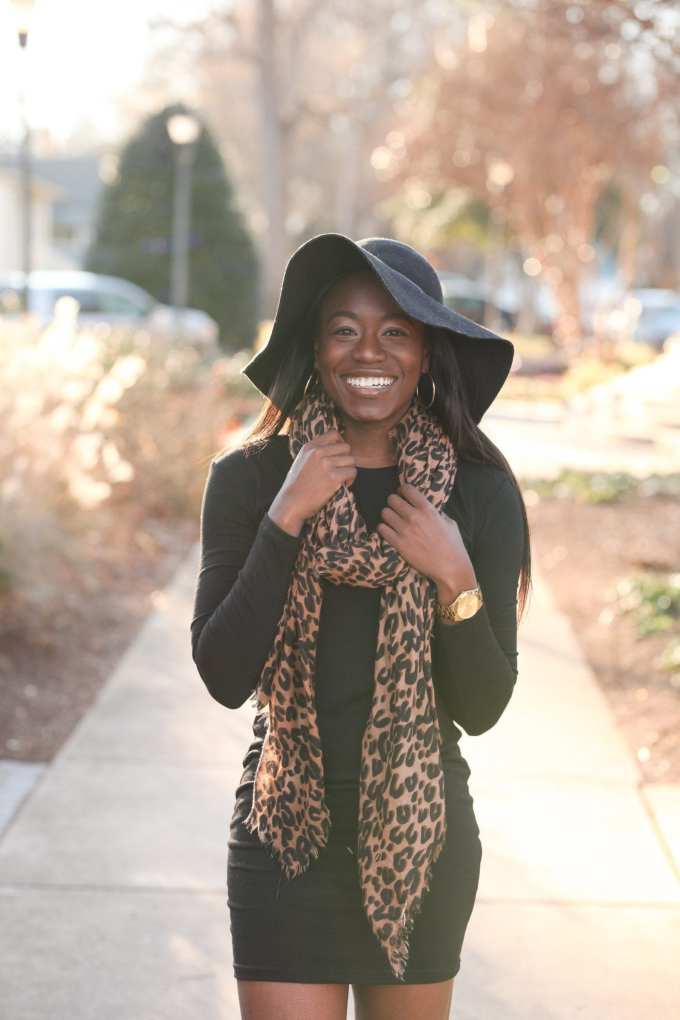 South Carolina blogger Tomi Obebe shares her tips on how to rock the perfect LBD. Best part? This little black dress is under $50! Head to the blog to snag it right now.