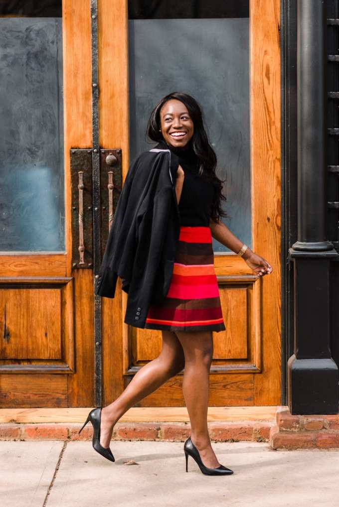 Greenville, South Carolina fashion blogger, Tomi Obebe, shares her tips for finding the most affordable workwear pieces on the blog! These 7 stores are filled with everything you need to upgrade your business casual wardrobe.