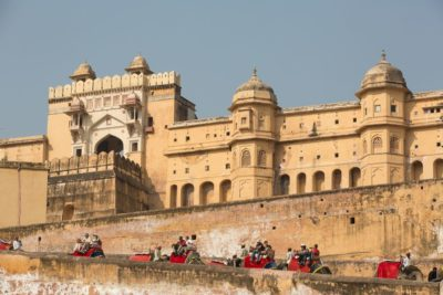 Shopping is another enjoyable part of Rajasthan tour package and more thrilling in the streets of Rajasthan.