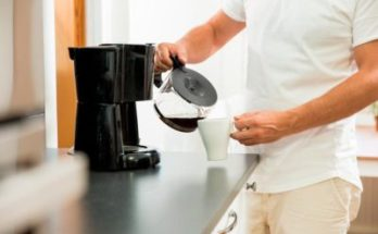 descale coffee maker