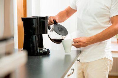 descale coffee maker