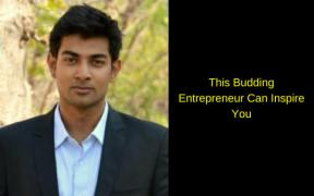 This Budding Entrepreneur Can Inspire You