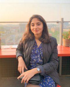 Speaker: Sharmishta Sivaramakrishnan