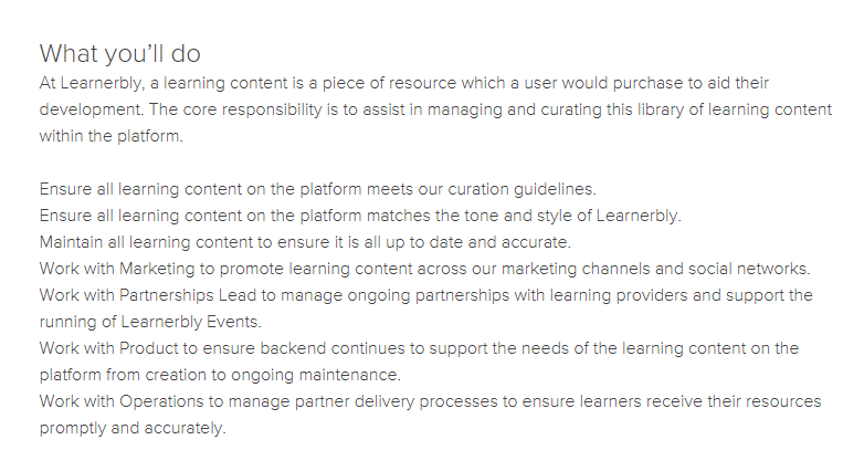 resume tips for writing resume job description example