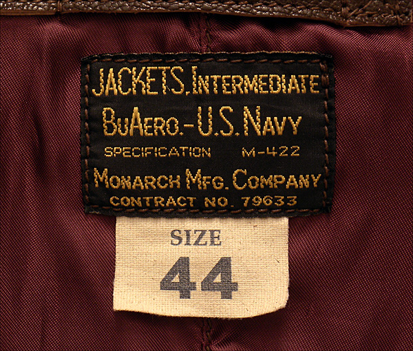 Good Wear Leather Coat Company Good Wear Monarch Mfg Co