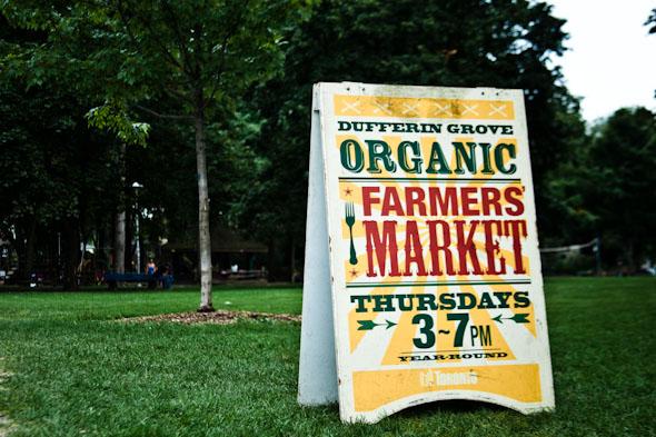 Dufferin Grove Farmers' Market