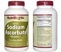 Sodium ascorbate, vitamin c