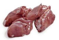 Vitamin B6 Foods - Turkey Liver