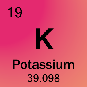 Potassium Periodic Table of Elements