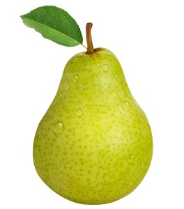 nutritional value of pears