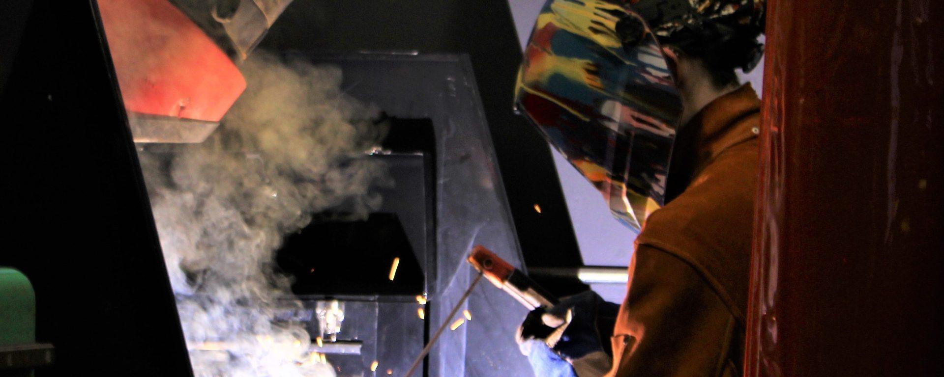Goodwin college welding program testimonial story