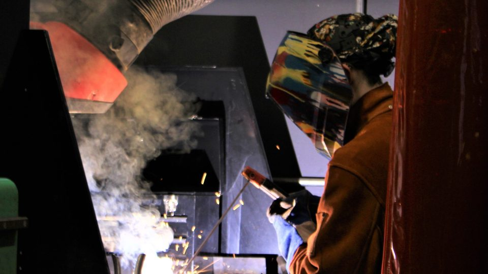 Goodwin college welding program testimonial story