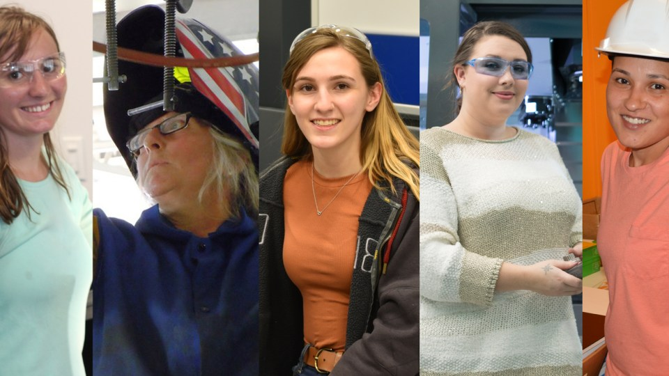 manufacturing jobs for women in connecticut