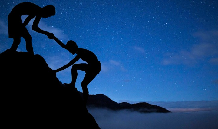how to land a career helping others