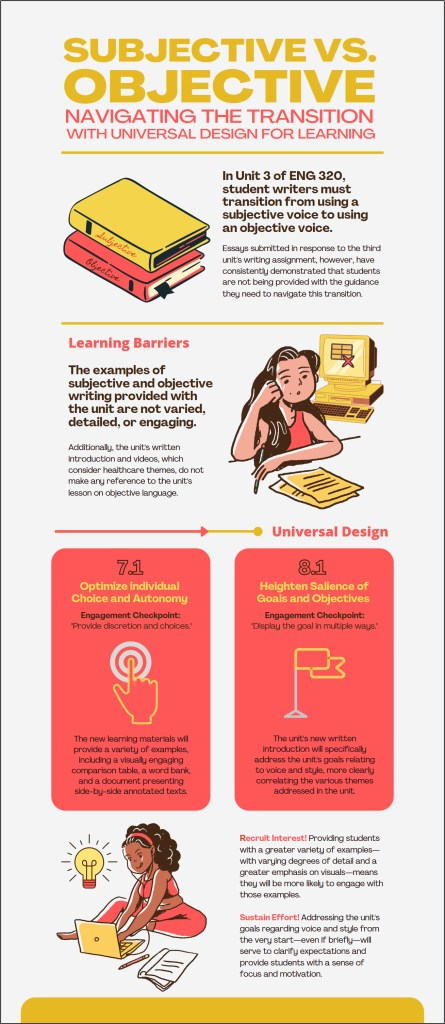 UDL Solutions Infographic