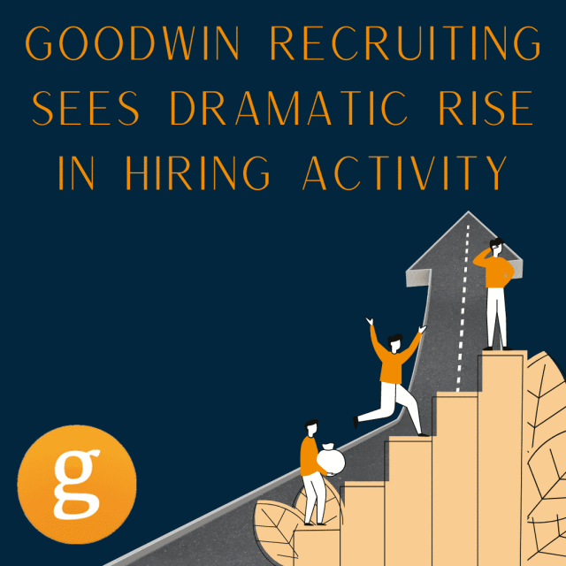 Rise in Hiring Activity