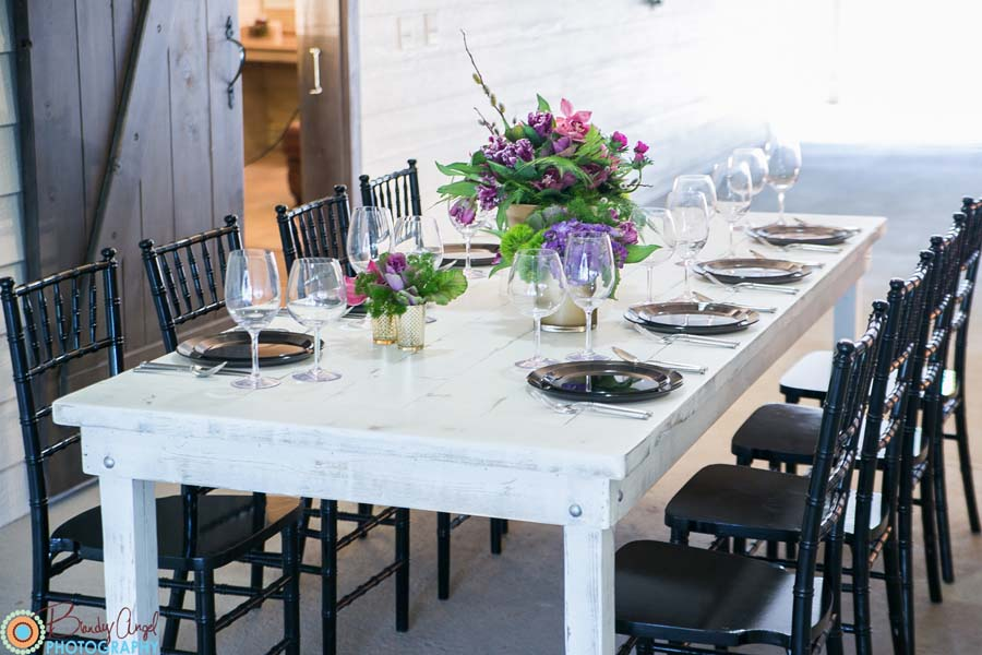 Black And White Table Ideas Goodwin Events