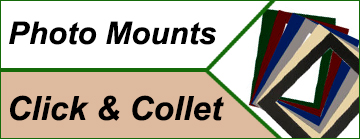Photo Mounts Click & Collect