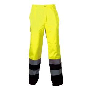 VIZWELL® Pantalon 2 coloris Haute Visibilité