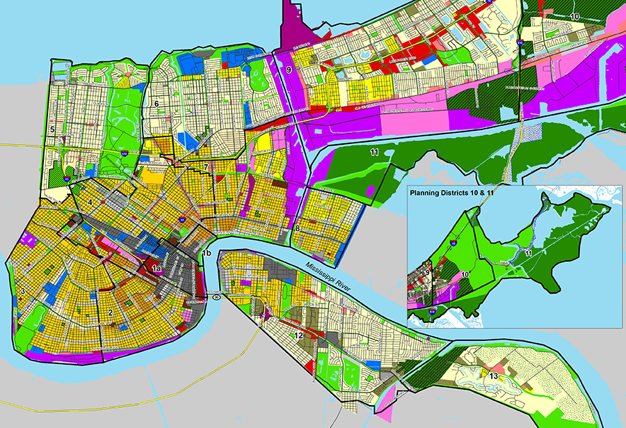 Sumter County Zoning Map