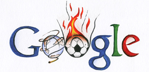 Doodle4Google World Cup Winner - Czech Republic