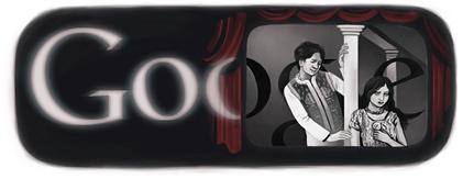 Google Doodle Alam Ara 2011