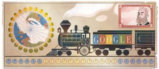 190.º aniversario del nacimiento de Sandford Fleming