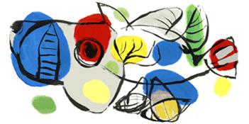 90th Birthday of Karel Appel