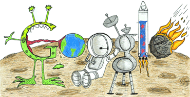 Doodle4Google US Winner