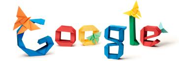 Google Logo Akira Yoshizawa