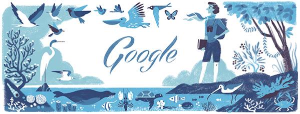 Jorie's Top Ten Bookish Google Doodles  (2/2)
