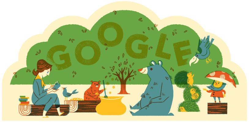Ida B. Wells (Google Doodle)