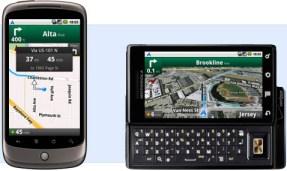 Free Android Sat Nav
