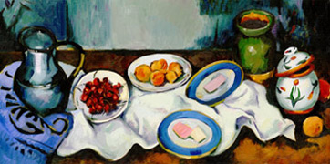 172 de ani de la naşterea lui Paul Cézanne