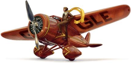 115 ani de la nașterea Ameliei Earhart