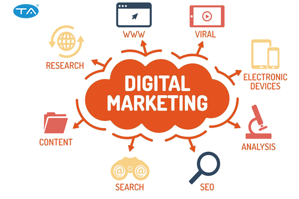 Các công cụ của Digital Marketing được sử dụng phổ biến hiện nay