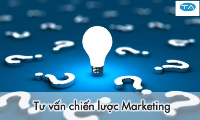 Tư vấn chiến lược Marketing tổng thể