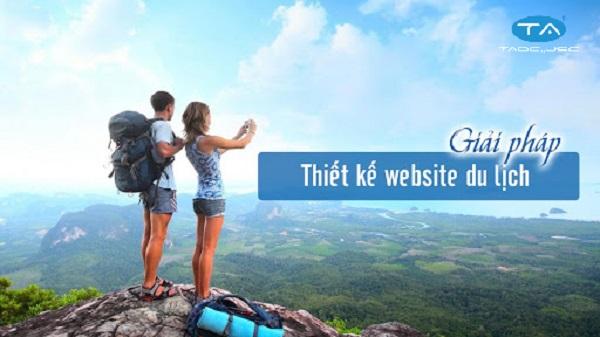 Thuận An chuyên thiết kế website du lịch - tour đẹp chuyên nghiệp, giá rẻ