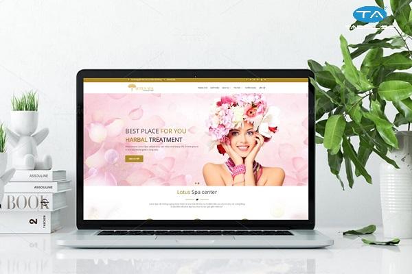 Tại sao phải thiết kế website spa, thẩm mỹ viện riêng biệt?