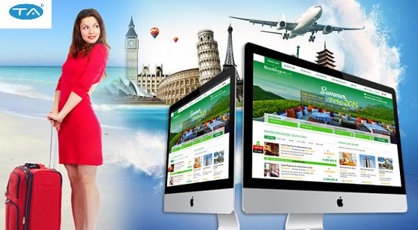Cách SEO web bán vé máy bay