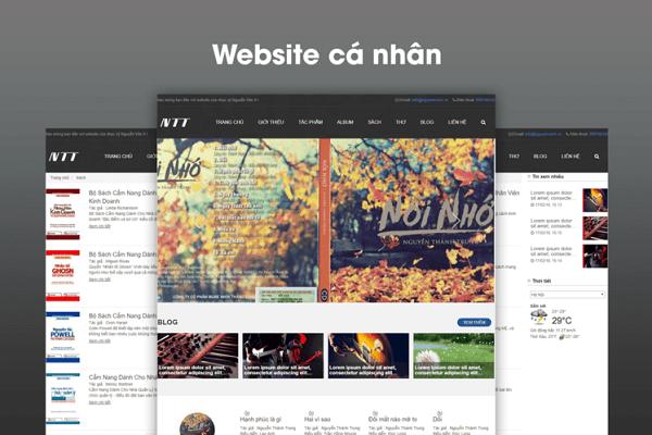 Thiết kế web nhạc nhạc chuyên nghiệp tại Thuận An