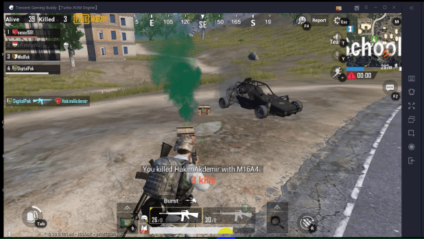 Tancent Game PUBG Mobile on PC