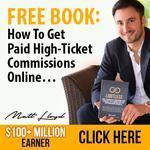 How to get paid high-ticket commissions online