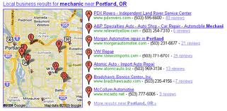Google Local Optimization Campaign